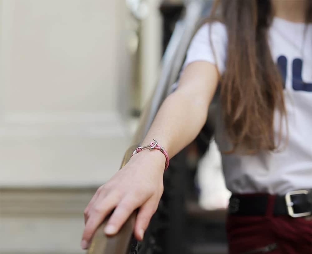 Pour quelles raisons doit-on porter un bracelet ?