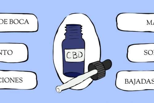 Quels sont les effets secondaires du CBD?
