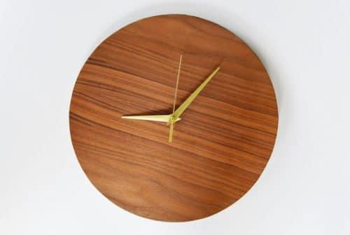 Comment faire une horloge murale?