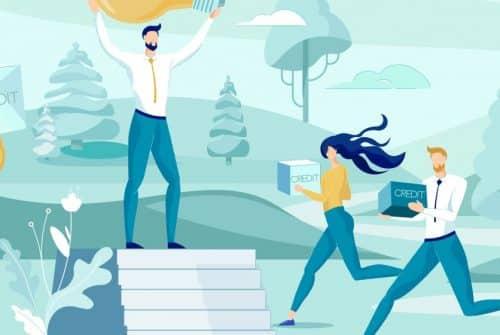 Qu'est-ce que le prêt entre pairs et comment cela fonctionne-t-il?