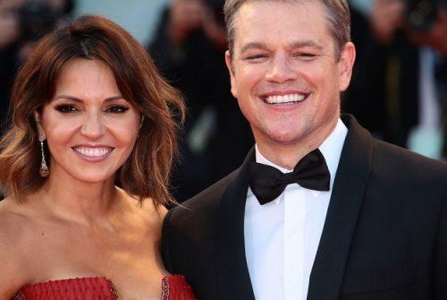 Qui est la femme de Matt Damon ?