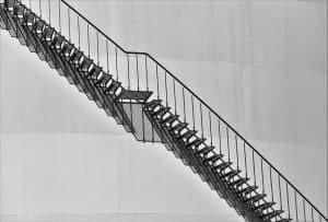 L'Architecture, Escaliers, Escalier Extérieur
