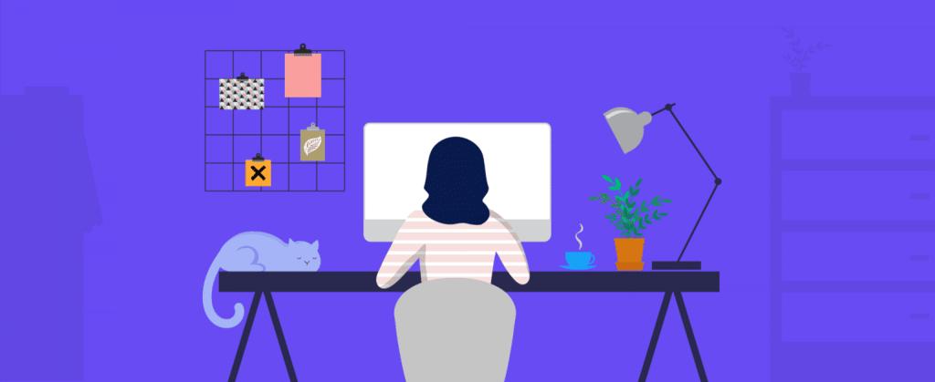 Comment se concentrer pour travailler à la maison ?