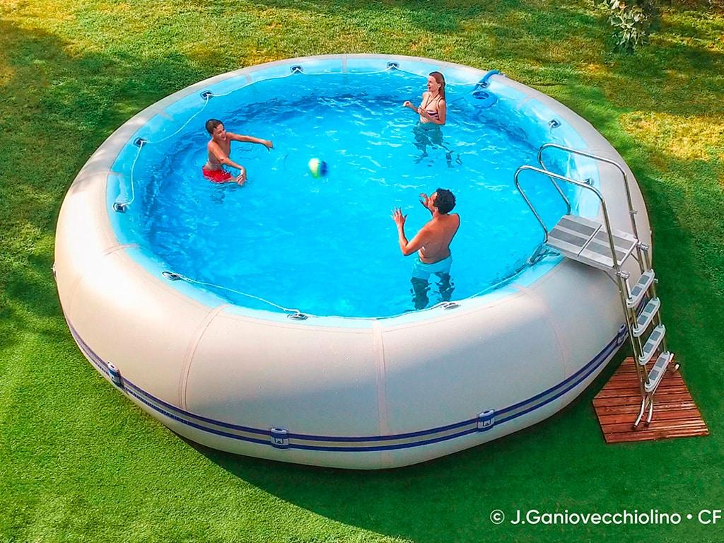 Comment gonfler une piscine Zodiac ?