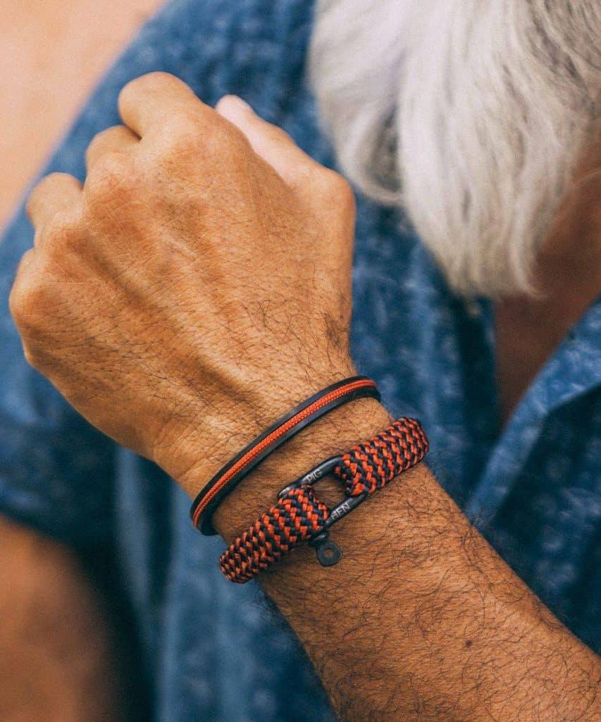 devenir élégant en portant un bracelet