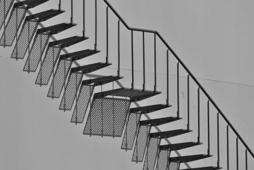 Quels caillebotis utilisés pour son escalier?