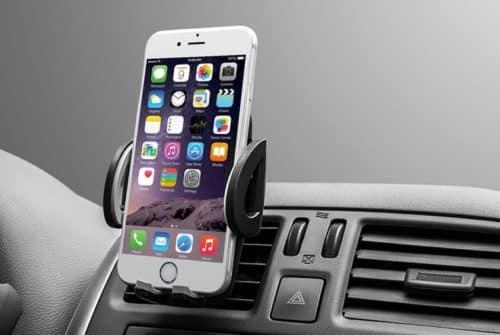 Support téléphone voiture : les modèles existants